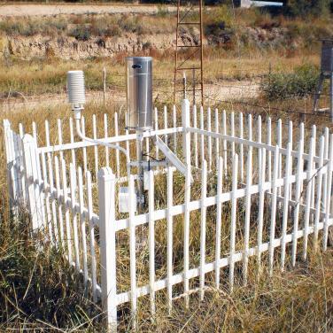 科学研究专用雨量监测站系统设备